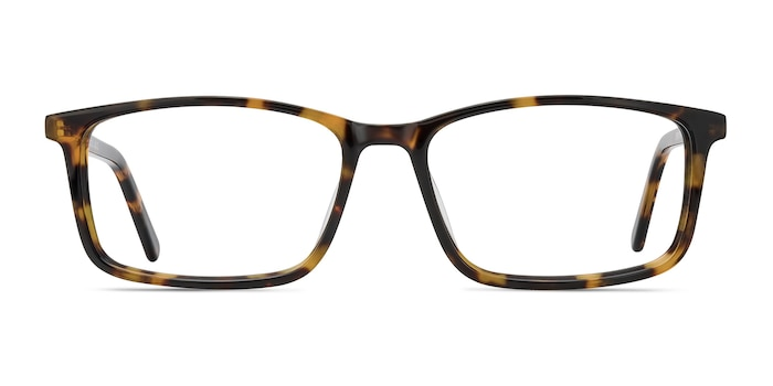 Crane Tortoise Acetate Eyeglass Frames from EyeBuyDirect