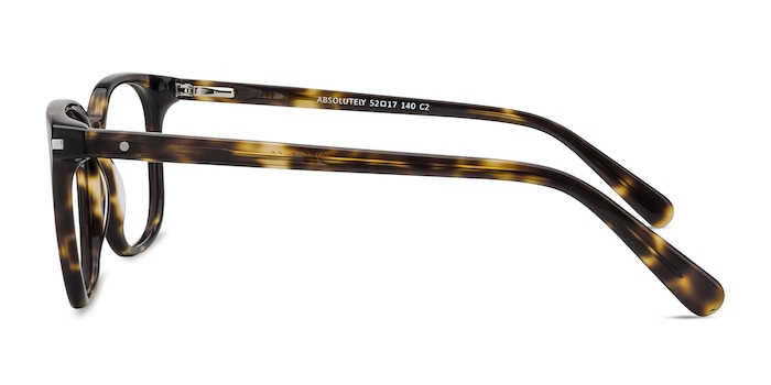 Absolutely Tortoise Acetate Eyeglass Frames from EyeBuyDirect