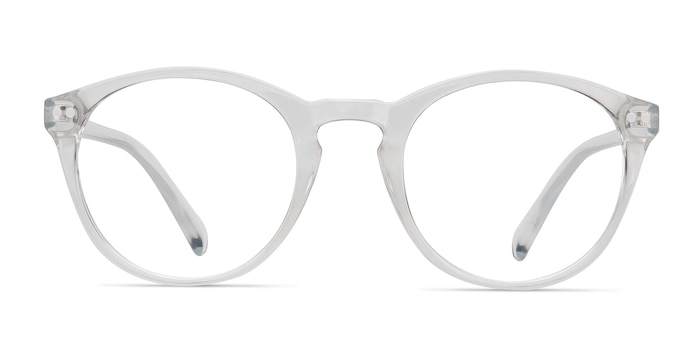 Revolution Clear Plastic Eyeglass Frames from EyeBuyDirect