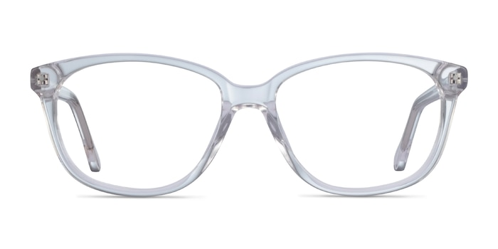 Escape Clear Acetate Eyeglass Frames from EyeBuyDirect