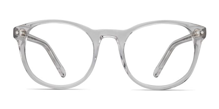 Primrose Transparent Acétate Montures de Lunette de vue d'EyeBuyDirect