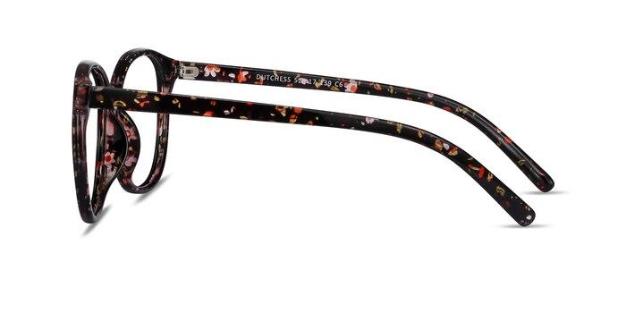 Dutchess Fleuries Plastique Montures de Lunette de vue d'EyeBuyDirect