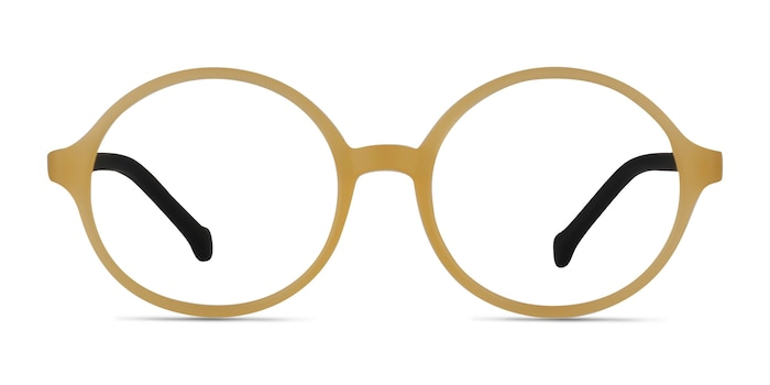 Circo Yellow Plastic Eyeglass Frames from EyeBuyDirect