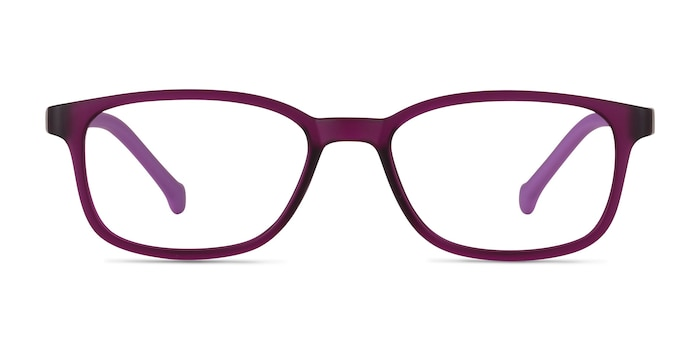Posie Purple Plastic Eyeglass Frames from EyeBuyDirect