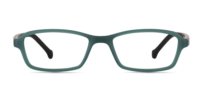 Nimbus Green Plastic Eyeglass Frames from EyeBuyDirect