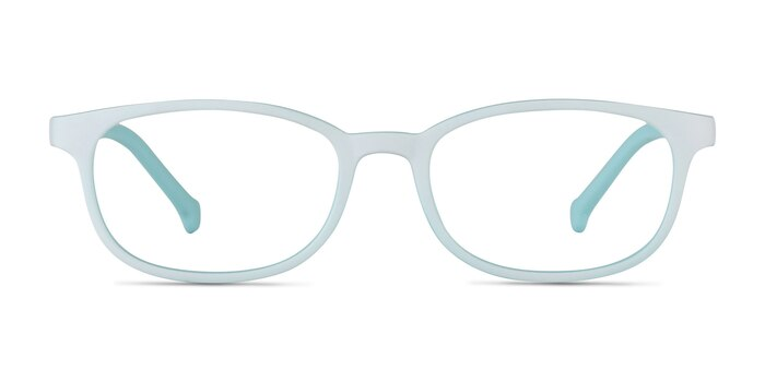 Bound Green Plastic Eyeglass Frames from EyeBuyDirect