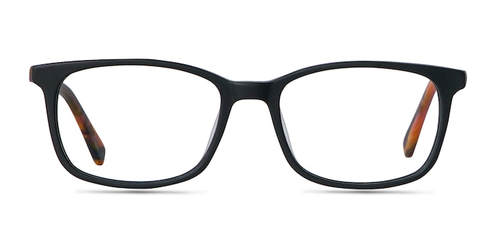 Botanist Black Acetate Eyeglass Frames from EyeBuyDirect