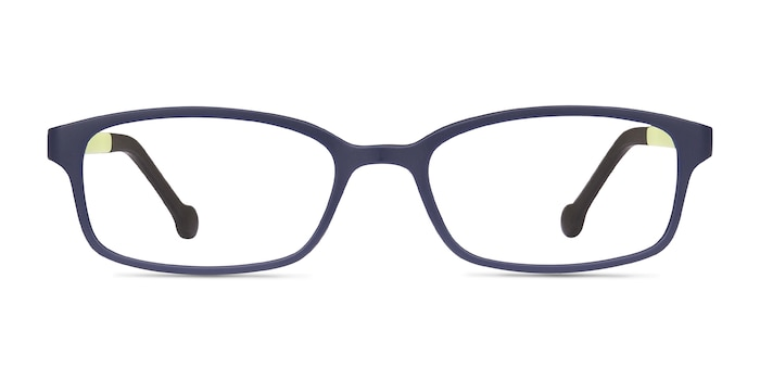Gizmo Navy Plastic Eyeglass Frames from EyeBuyDirect