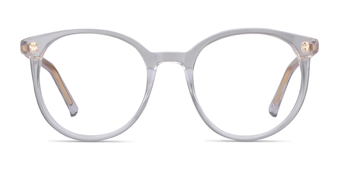 Noun Clear Acetate Eyeglass Frames from EyeBuyDirect