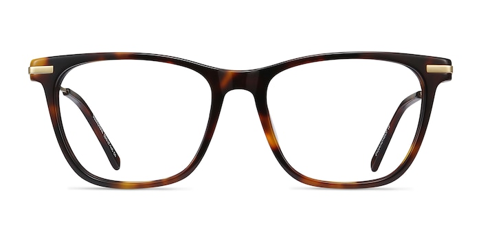 Sebastian Tortoise Acetate-metal Eyeglass Frames from EyeBuyDirect