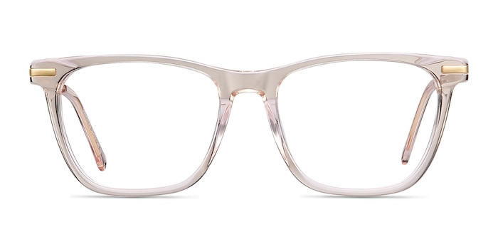 Sebastian Rose Gold Acetate-metal Eyeglass Frames from EyeBuyDirect