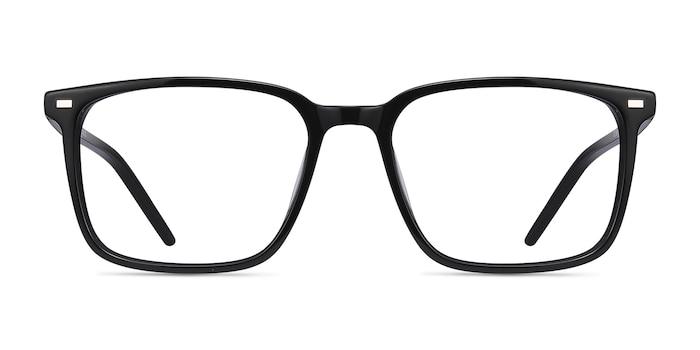 Chief Black Acetate Eyeglass Frames from EyeBuyDirect
