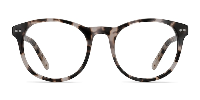 Primrose Ivory Tortoise Acetate Eyeglass Frames from EyeBuyDirect