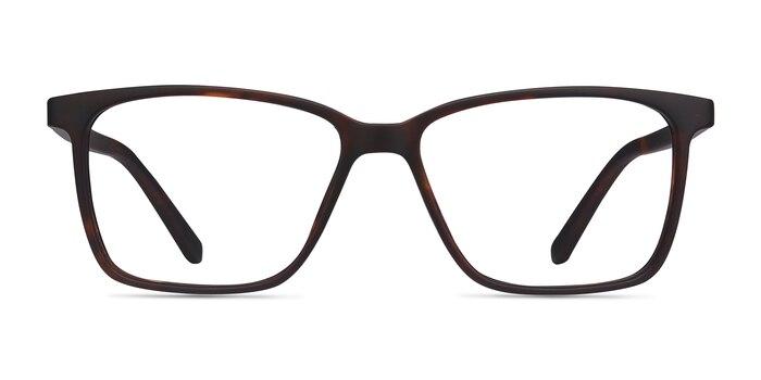 Alaska Tortoise Plastic Eyeglass Frames from EyeBuyDirect