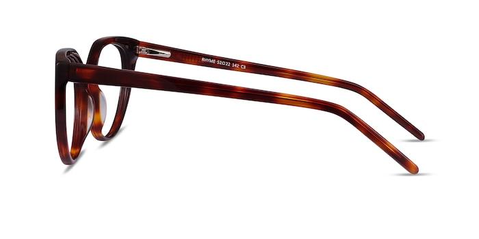 Rhyme Tortoise Acetate Eyeglass Frames from EyeBuyDirect