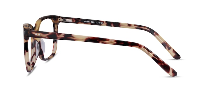 North Tortoise Acetate Eyeglass Frames from EyeBuyDirect