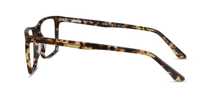 Arise Tortoise Acetate Eyeglass Frames from EyeBuyDirect