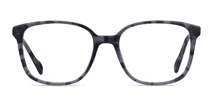 Joanne Gray Tortoise Acetate Eyeglass Frames from EyeBuyDirect