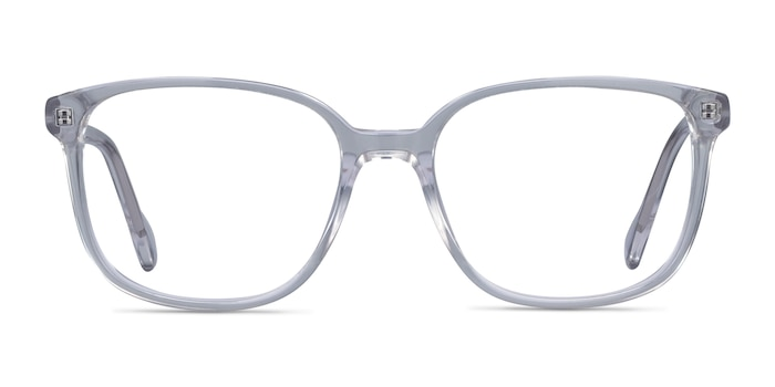 Joanne Transparent Acétate Montures de Lunette de vue d'EyeBuyDirect