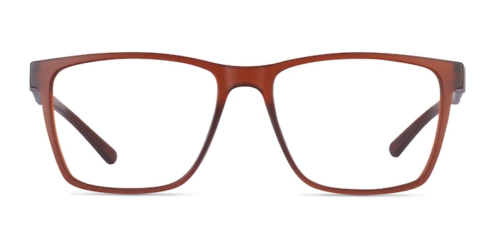 Spencer Marron Plastique Montures de Lunette de vue d'EyeBuyDirect