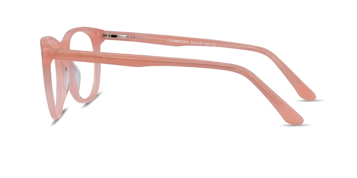 Cherbourg Coral Acetate Eyeglass Frames from EyeBuyDirect