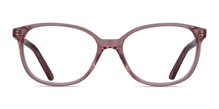 Thelma Rose Acétate Montures de Lunette de vue d'EyeBuyDirect
