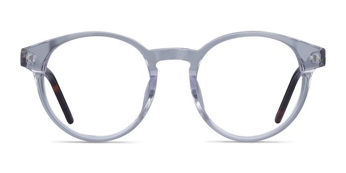 Manara Clear Acetate Eyeglass Frames from EyeBuyDirect