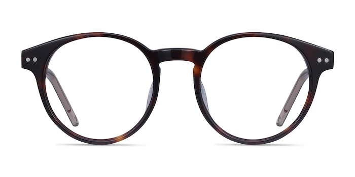 Manara Tortoise Acetate Eyeglass Frames from EyeBuyDirect