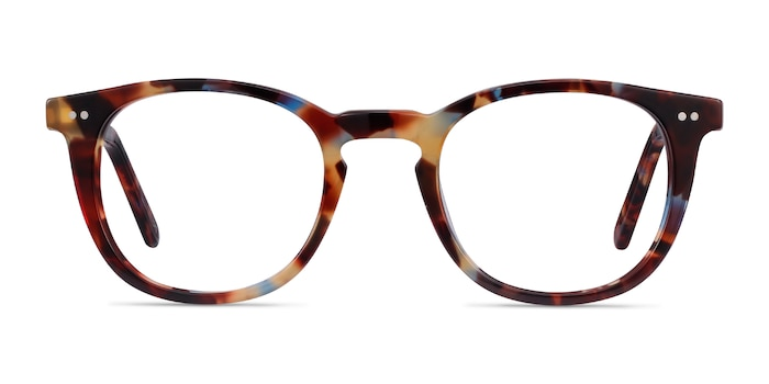 Ona Nebular Blue Acetate Eyeglass Frames from EyeBuyDirect