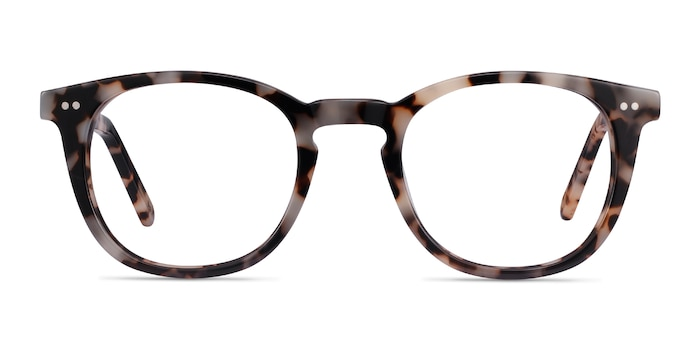 Ona Ivory Tortoise Acetate Eyeglass Frames from EyeBuyDirect