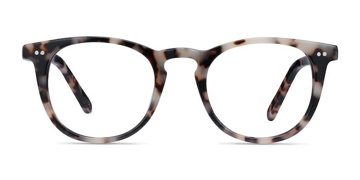 Ona Ivory Tortoise Acetate Eyeglass Frames from EyeBuyDirect