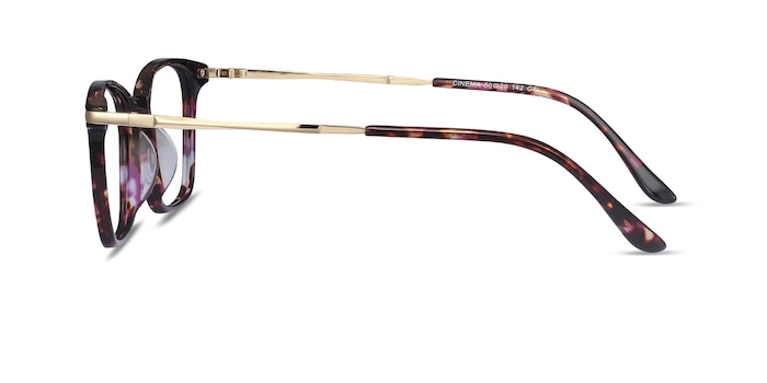 Cinema Floral Acetate Eyeglass Frames from EyeBuyDirect