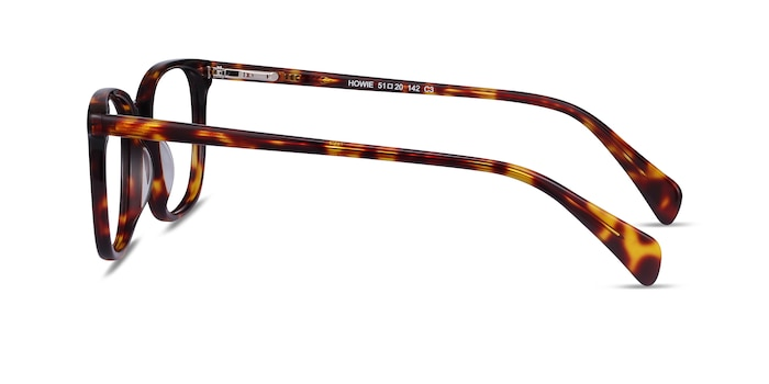 Howie Tortoise Acetate Eyeglass Frames from EyeBuyDirect
