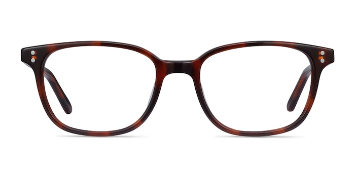 Rena Brown Tortoise Acetate Eyeglass Frames from EyeBuyDirect