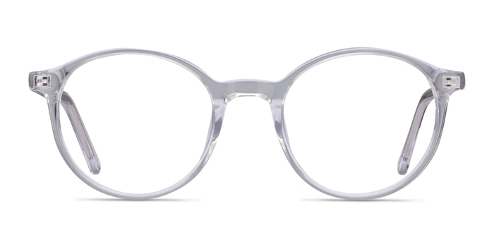Excel Clear Acetate Eyeglass Frames from EyeBuyDirect