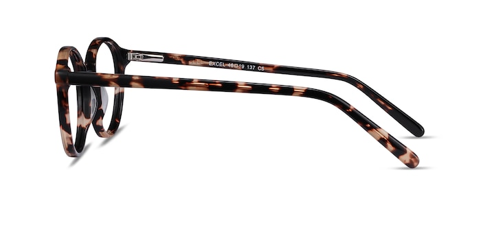 Excel Tortoise Acetate Eyeglass Frames from EyeBuyDirect
