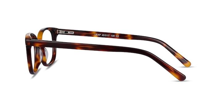 Leap Tortoise Acetate Eyeglass Frames from EyeBuyDirect