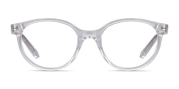 Trust Clear Acetate Eyeglass Frames from EyeBuyDirect