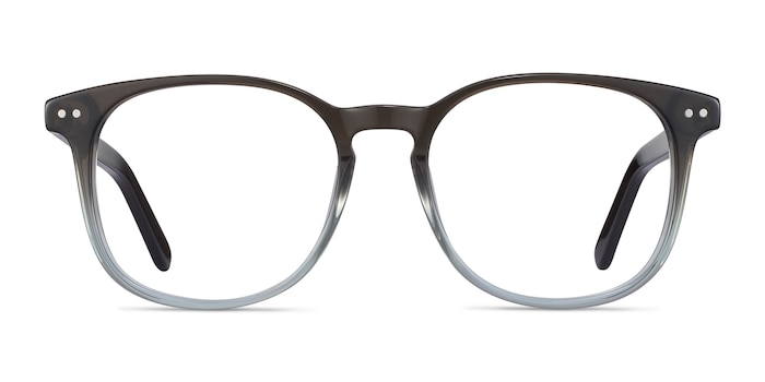Ander Gray Clear Acétate Montures de Lunette de vue d'EyeBuyDirect