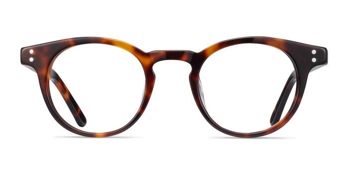 Flora Tortoise Acetate Eyeglass Frames from EyeBuyDirect