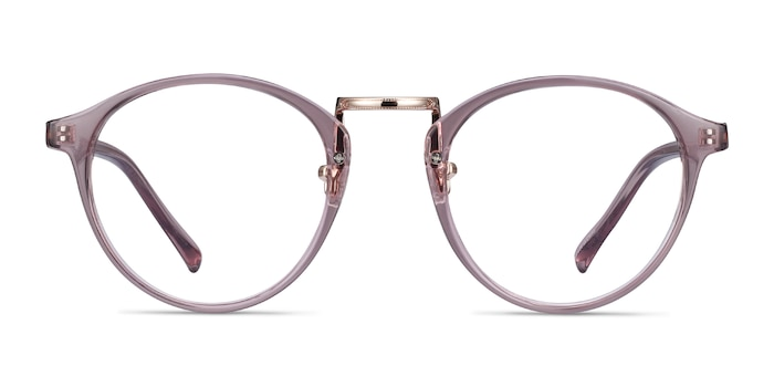 Chillax Lavender Plastic Eyeglass Frames from EyeBuyDirect