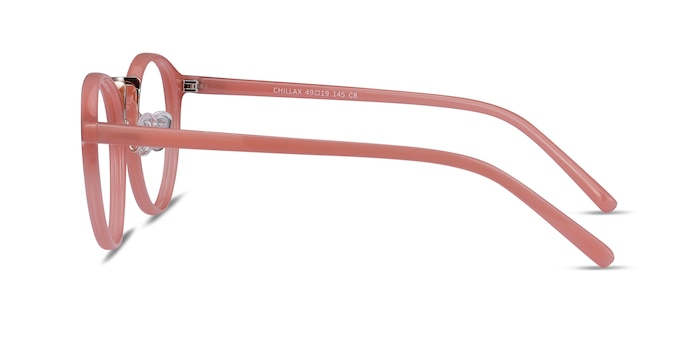 Chillax Coral Plastic Eyeglass Frames from EyeBuyDirect