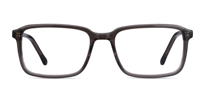 Rafferty Gray Acetate Eyeglass Frames from EyeBuyDirect