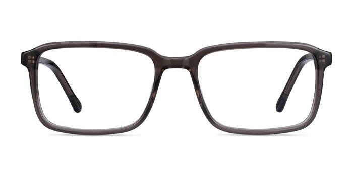 Rafferty Gris Acétate Montures de Lunette de vue d'EyeBuyDirect
