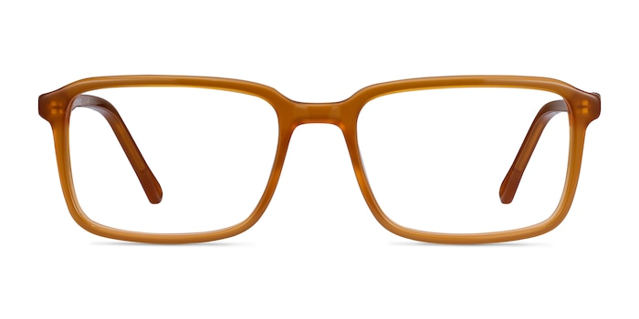 Rafferty Mellow Yellow Acetate Eyeglass Frames from EyeBuyDirect