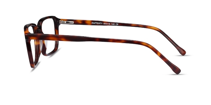 Rafferty Tortoise Acetate Eyeglass Frames from EyeBuyDirect