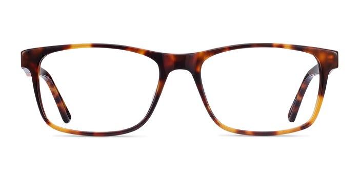 Pochi Tortoise Acetate Eyeglass Frames from EyeBuyDirect
