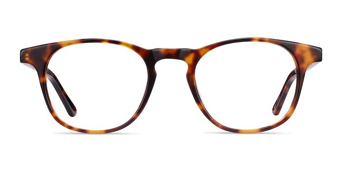 Alastor Tortoise Acetate Eyeglass Frames from EyeBuyDirect