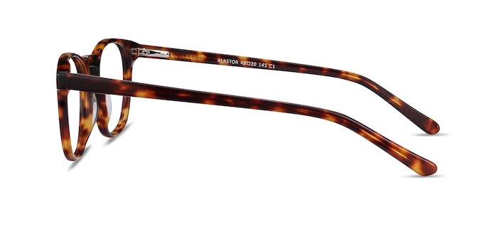 Alastor Tortoise Acetate Eyeglass Frames from EyeBuyDirect