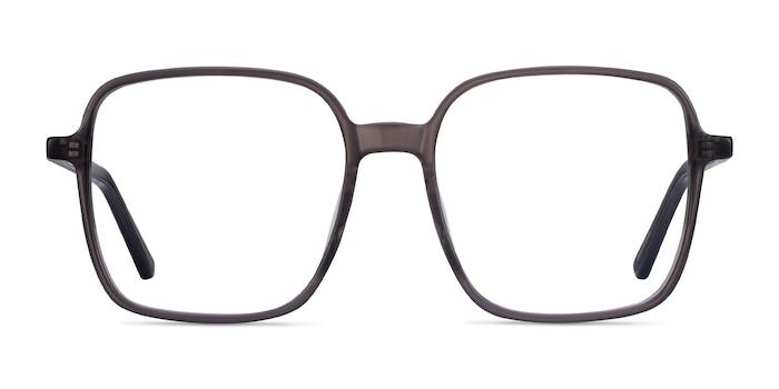 Sixto Gray Acetate Eyeglass Frames from EyeBuyDirect